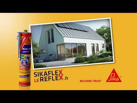 Vidéo SIKAFLEX LE REFLEX !  Jacques Obadia