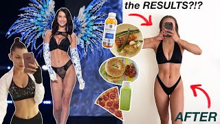 TRYING BELLA HADID'S MODEL DIET AND WORKOUT ROUTINE (HARD!!!)