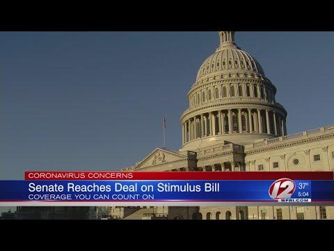 Trump, Congress agree on $2 trillion virus rescue bill