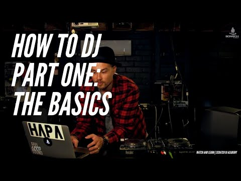 How to DJ Part 1 | Cue Points in Serato Intro | Scratch DJ Academy