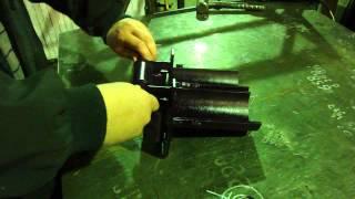 Вводной ролик для прокладки кабеля ВР 150