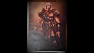 Dragon Age Rpg Warrior Character Creation Youtube
