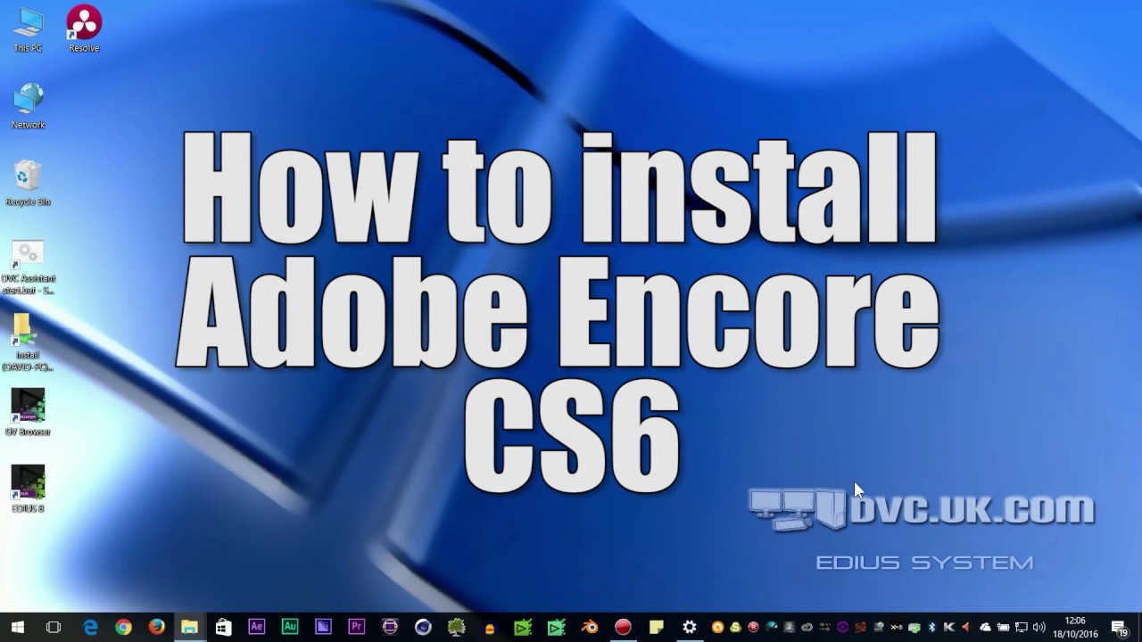 How to install old versions of Adobe Apps