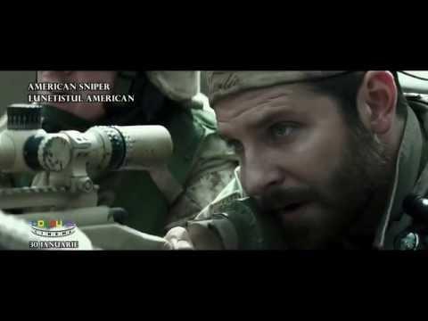 American Sniper ( LUNETISTUL AMERICAN )
