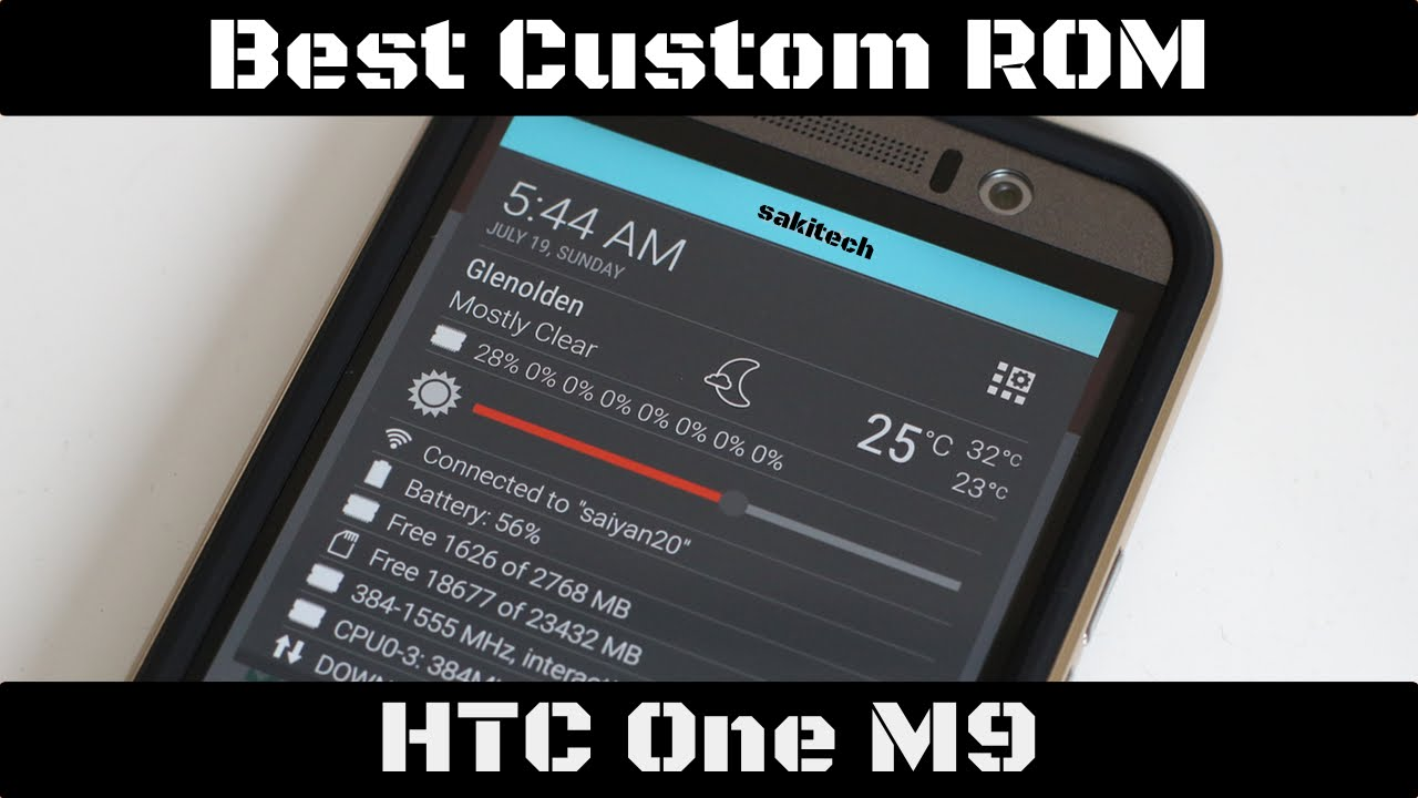 Image Result For Custom Rom Htc One M