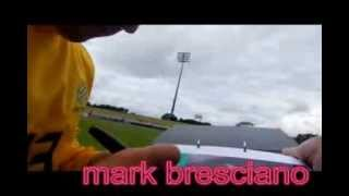 Mark Bresciano signing autographs . . . daylight2nd