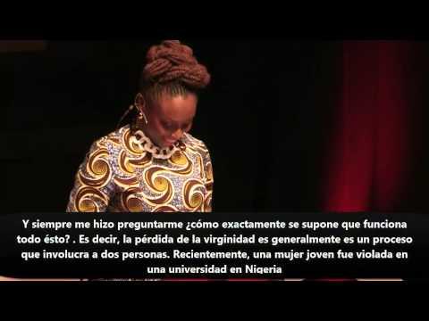 Todxs deberíamos ser feministas-Chimamanda Adichie (subtitulado en español)