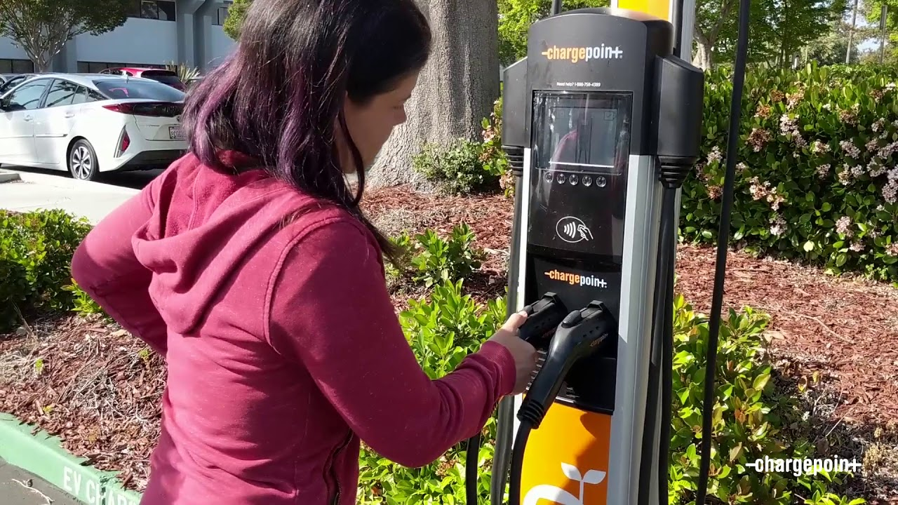How To Use Chargepoint S Tap Charge On A Tesla Model 3