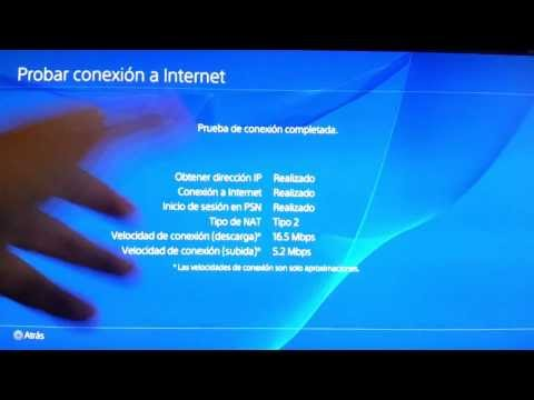 [Tutorial] Conectar PlayStation 4 (PS4) a internet via WIFI y por cable LAN