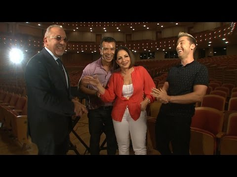 Gloria Estefan on Casting Actress to Play Her in Broadway Show