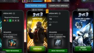 Marvel contest of champions HACK MENU