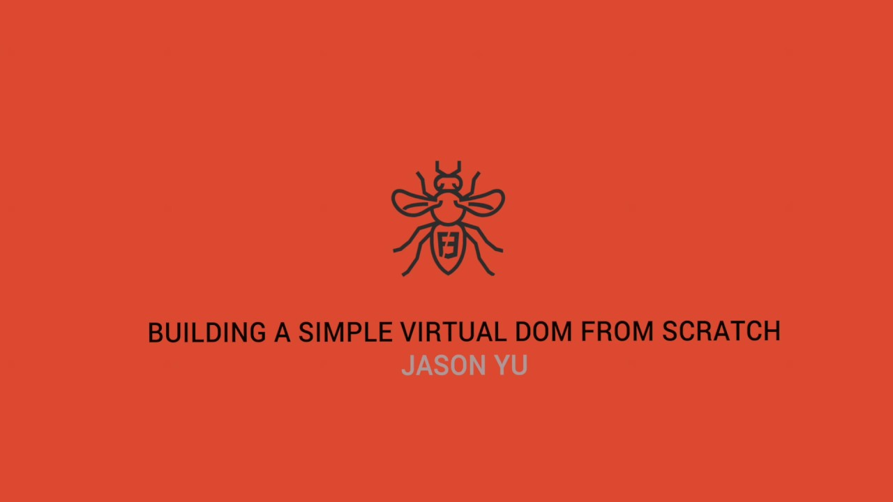 Building a Simple Virtual DOM from Scratch - DEV Community 👩 💻👨 💻