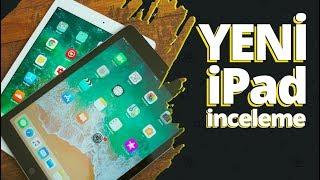 Yeni iPad 9.7 İnceleme - 1699 TL'ye iPad Pro özellikleri!