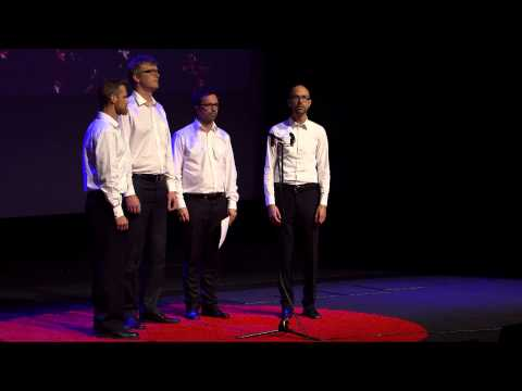 Ensemble Doluri at TEDxGöteborg