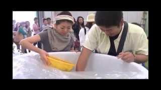 2014年6月15日(日)大阪から和歌山まで86名で日帰り梅酒商品化ツアーに...