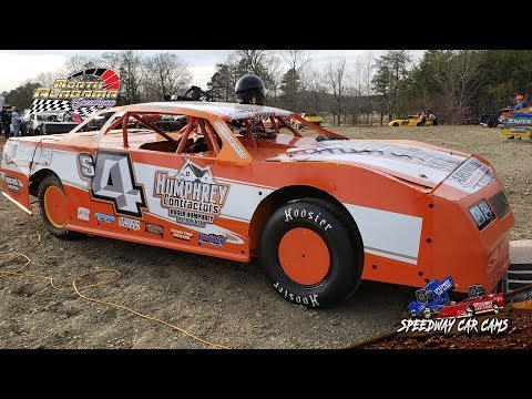 #S4 Scotty Dial - Factory Stock - 3-23-19 North Alabama Speedway - In Car Camera