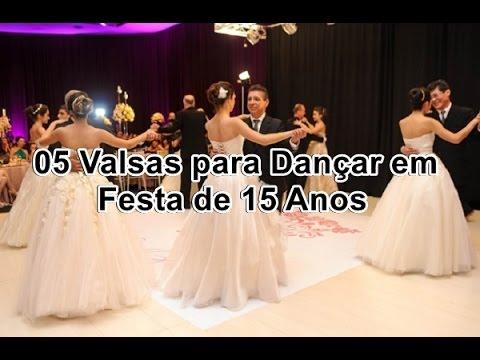 #Dicas de 05 Valsas para Dançar em Festa de 15 Anos