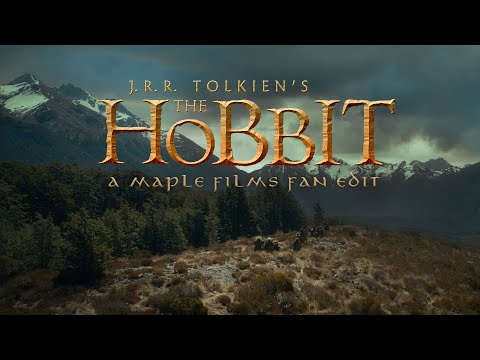 J.R.R. Tolkien's The Hobbit- Official Trailer