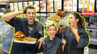 Download WORKING At a FAST FOOD RESTAURANT! **WE GOT FIRED** | The Royalty Family Mp3 and Videos