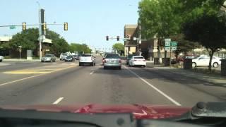 Dive Down Minnesta Avenue in Sioux Falls