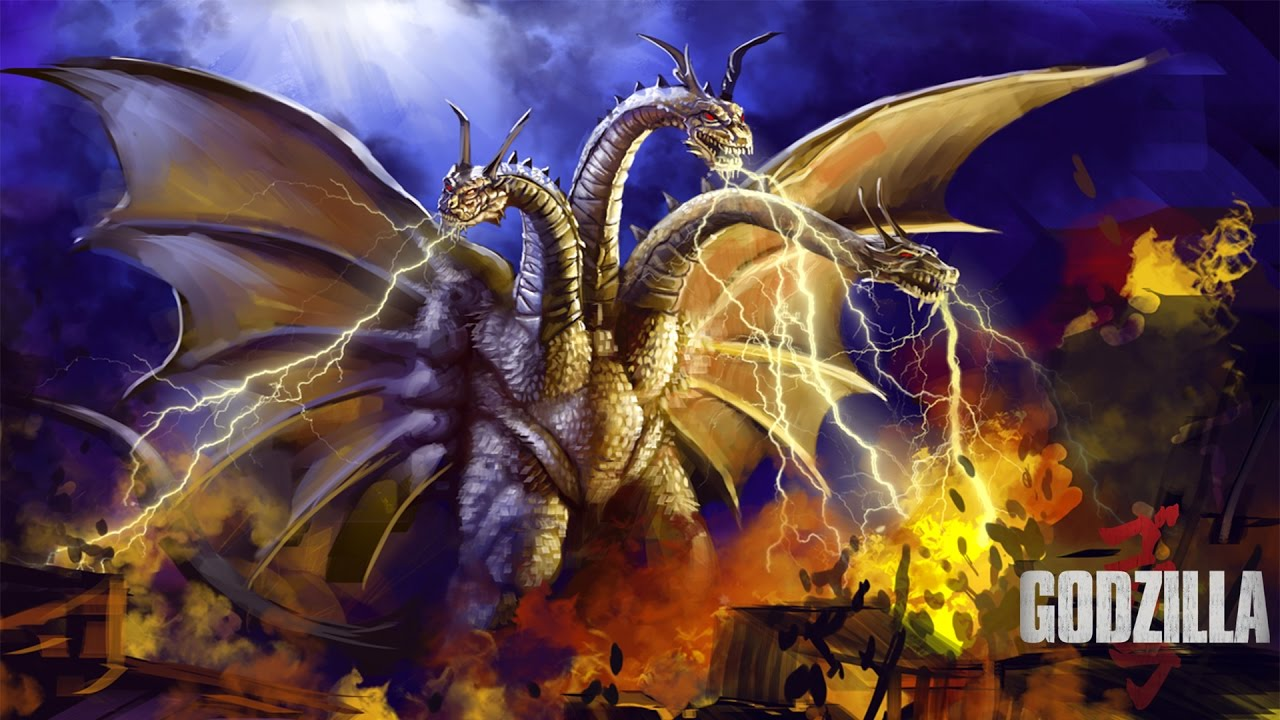 will king ghidorah be good or bad godzilla king of