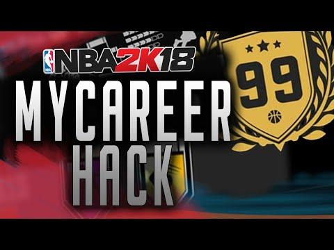 99ovr MyPlayer Attributes - NBA 2K18 (PC) Online and Offline