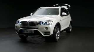 The new BMW X3  Product substance thumbnail