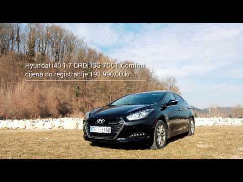Hyundai i40 mini test