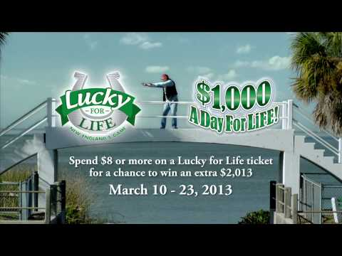 Mass Lottery Lucky For Life Promotion Winning Numbers
