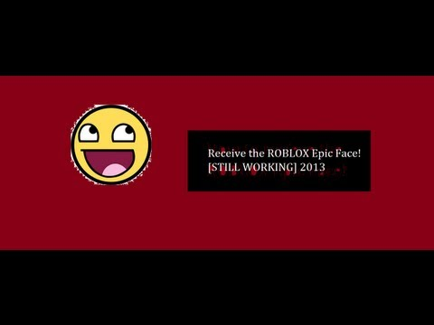 how to get free faces in roblox