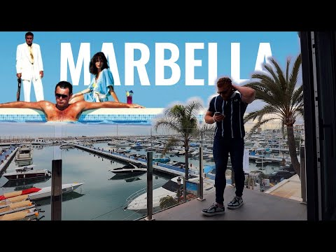Marbella Vlog, Full Day of Eating and Training at M13