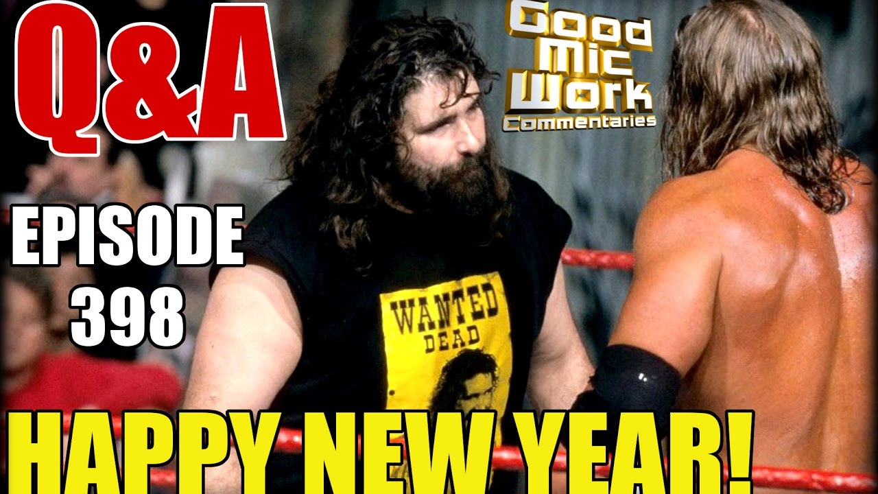 2016 Year-End Q&A ~ WWE vs WCW / Bret Hart vs AJ Styles