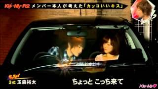 2013-4-21日放送 第6回 キスマイBUSAIKU!?