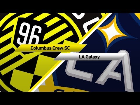 Highlights: Columbus Crew SC vs. LA Galaxy | August 23, 2017
