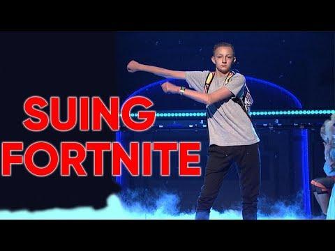 BackPack Kid Suing FortNite Over Stolen Floss Dance (Real Dance Creator Revealed)