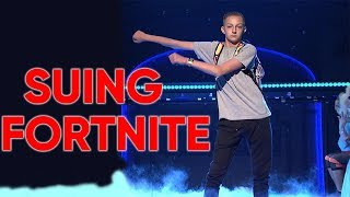 BackPack Kid Suing FortNite Over Stolen Floss Dance (Real Dance Creator Revealed)