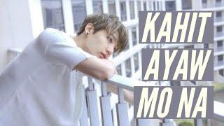 Kahit Ayaw Mo Na - BTS TAGALOG FMV (Tagalog Subs)