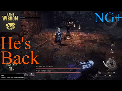 New Nioh NG+ Nightmare -- The Hardest Arena Yet?