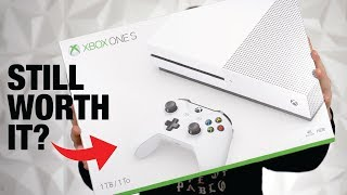 XBOX ONE Still WORTH IT in 2020? UNBOXING XBOX ONE S