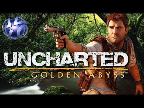 Review: Uncharted: Golden Abyss - (PSVITA) [HD]
