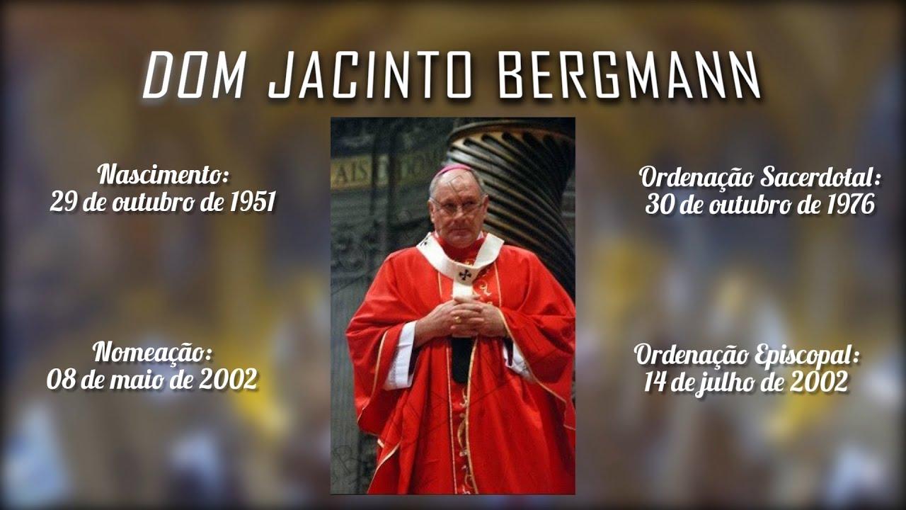 110 anos da diocese de Pelotas | EP. 05 - Dom Jacinto Bergmann