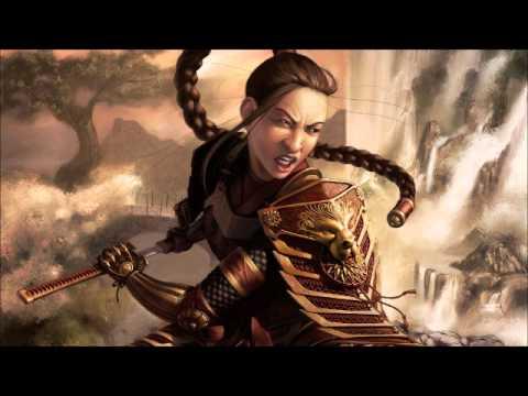 Asean Stlye Music Japanese Samurai Song