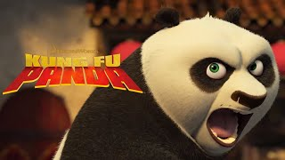 Ready For Action | NEW KUNG FU PANDA