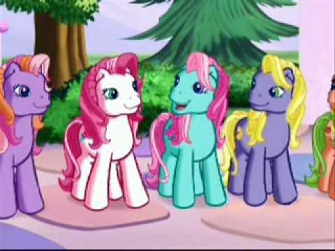 Mi Pequeo Pony  Rainbow Song espaol  YouTube
