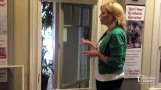 Marvin Casement Window - Wash Mode Feature Demo