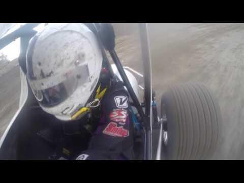 Kennedale Speedway Park - Heat Race #1 - 6/25/16