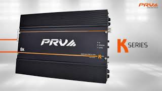 PRV Audio K Series - 8K Full Range Amplifier