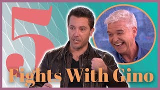 Top 5 Fights With Gino D'Acampo | This Morning