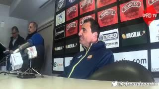 Roda de premsa Bernardo Tapia - CF Reus 1-0 RCD Mallorca B