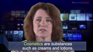 News Words: Cosmetics